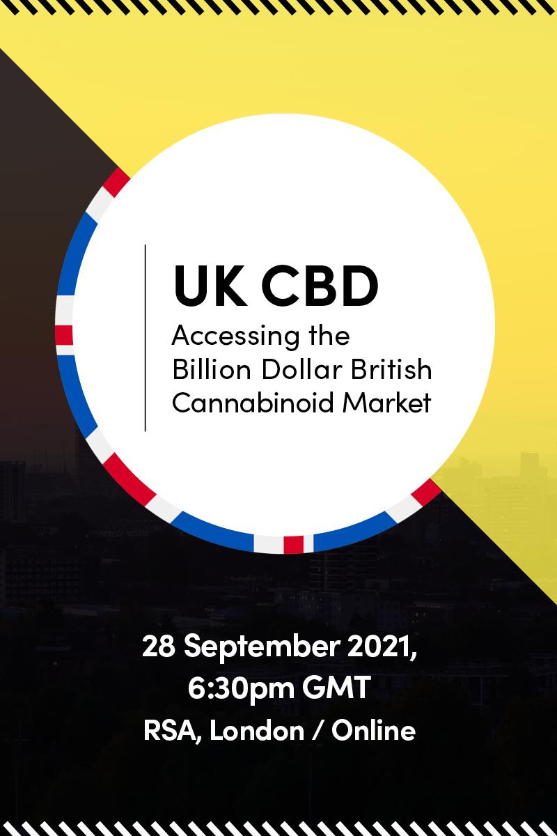 UK-CBD - Accessing the Billion Dollar British Cannabinoid Market - Web banner